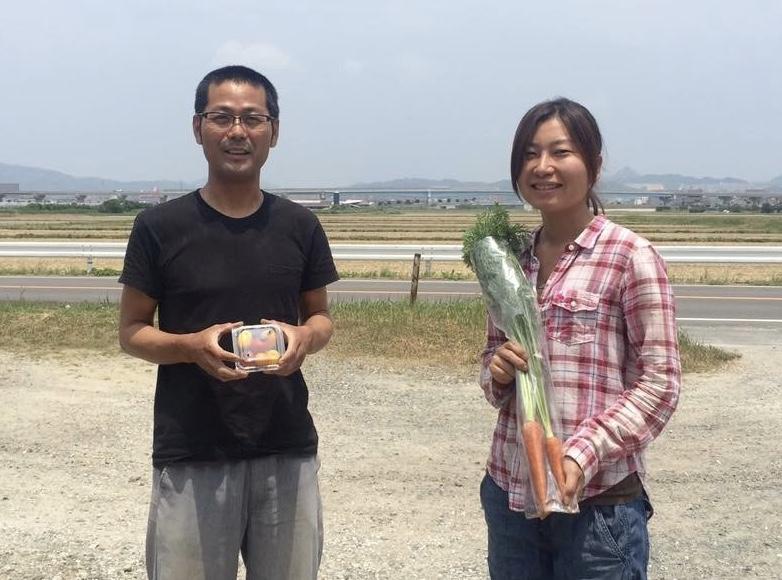 福岡糸島:卯農園さん