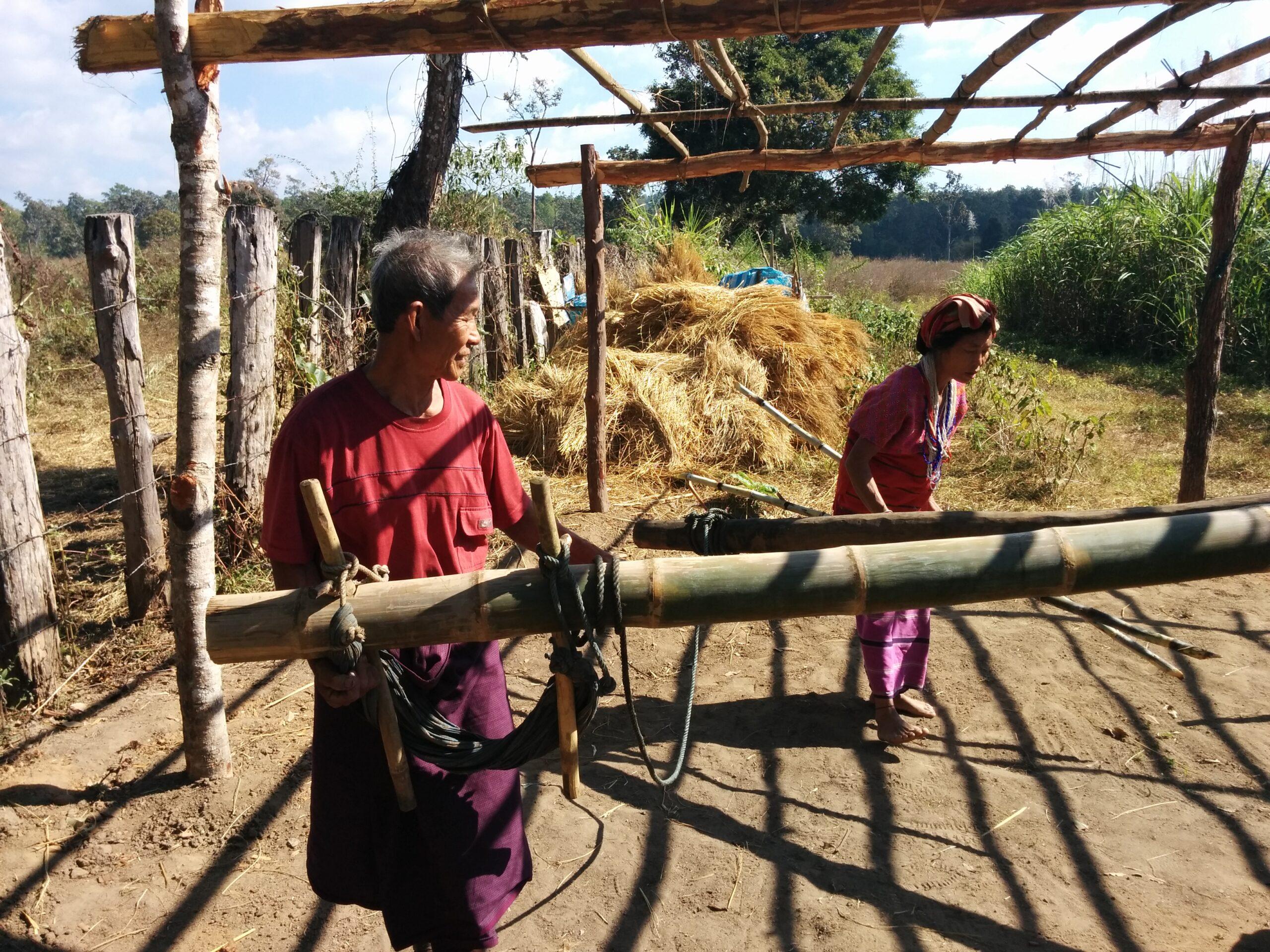 Vol.7 タイ Omkoi village